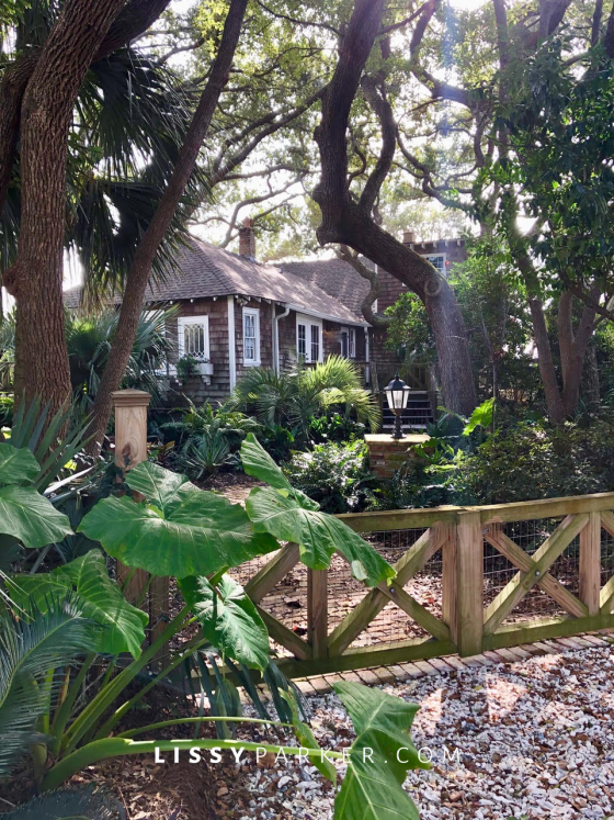 House Crush No 51 -St Simons Island