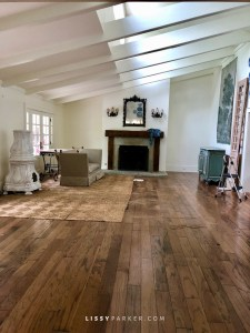 New LR floors