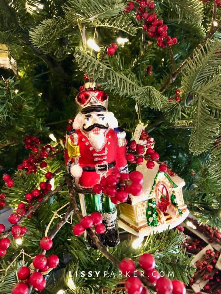 Boxwoods Christmas