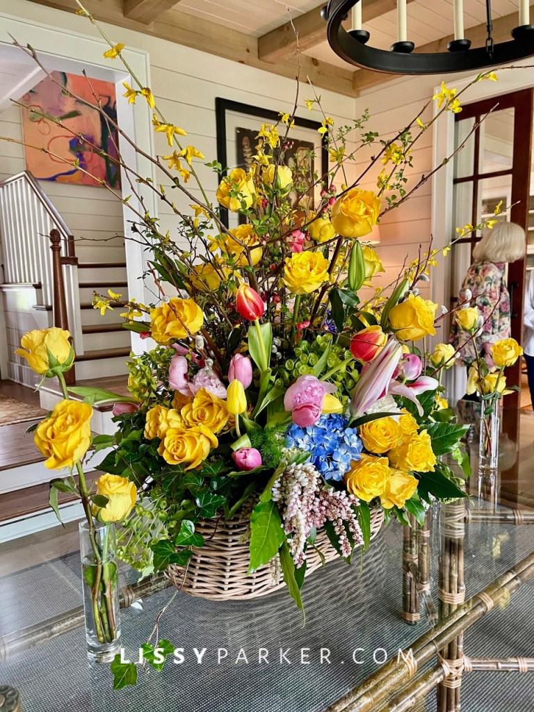 Birthday flowers yellow