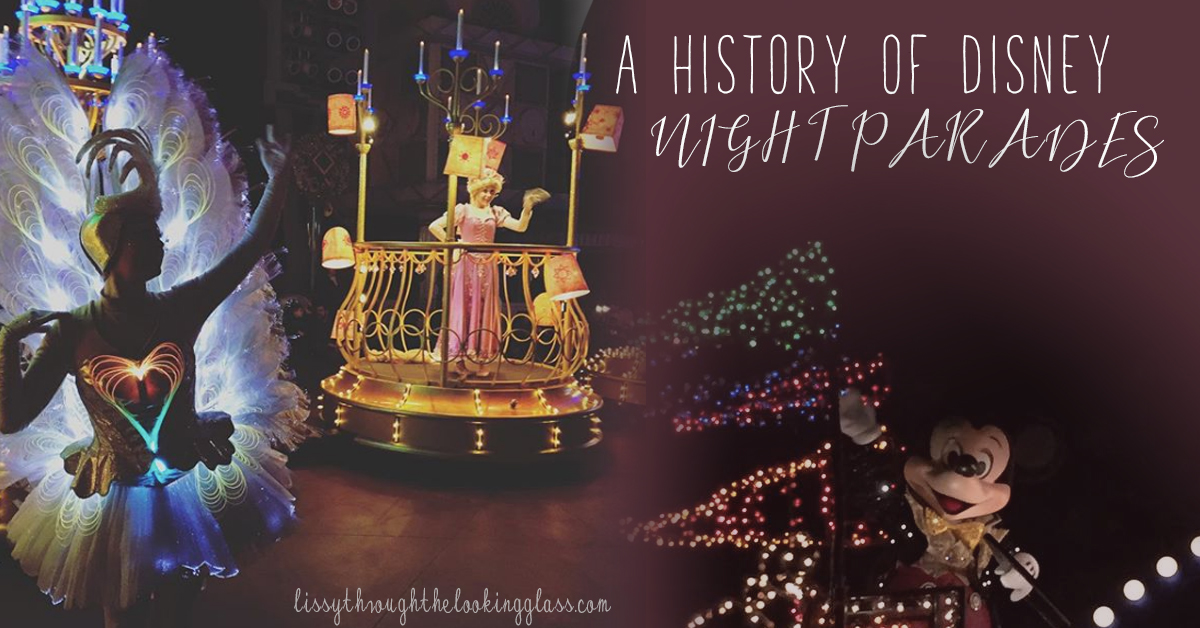 Disney S Main Street Electrical Parade More A Trip Down Memory Lane