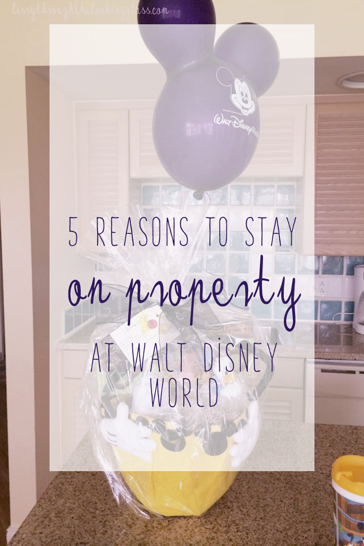 stay on site at walt disney world resort