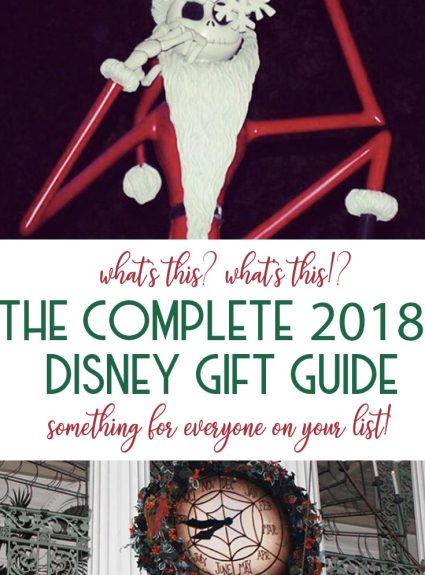 Disney Holiday Gift Guide 2018