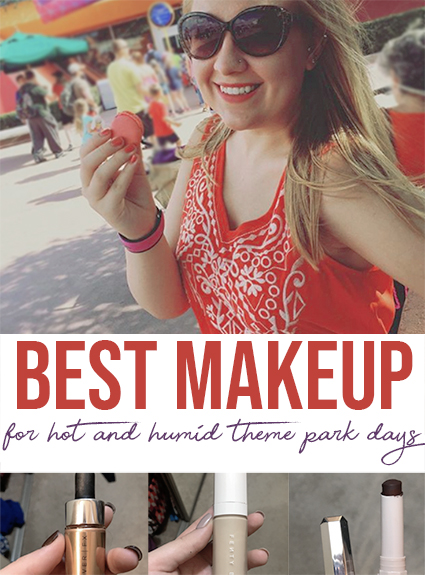 Best Theme Park Makeup for Hot Summer Days