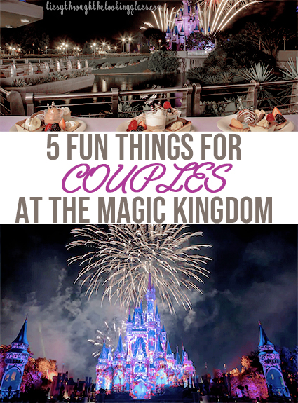 5 Activities at the Magic Kingdom for Couples