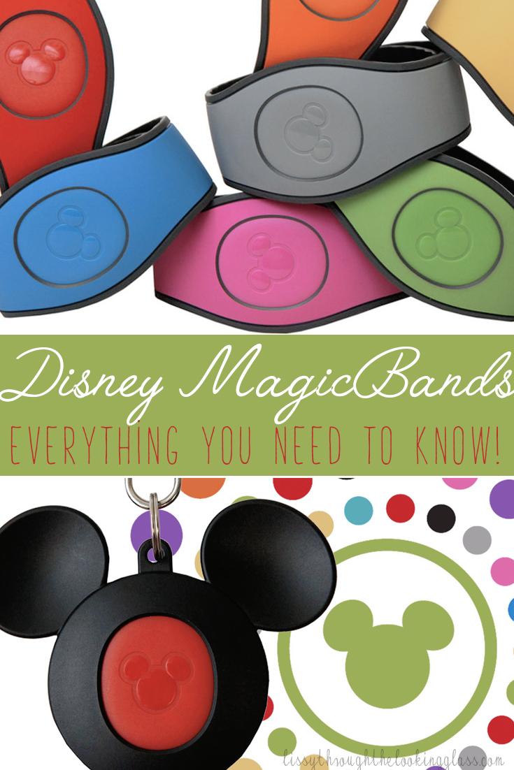 disney world magicbands