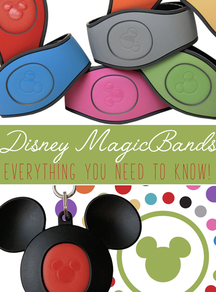 Your Complete Guide to Walt Disney World MagicBands