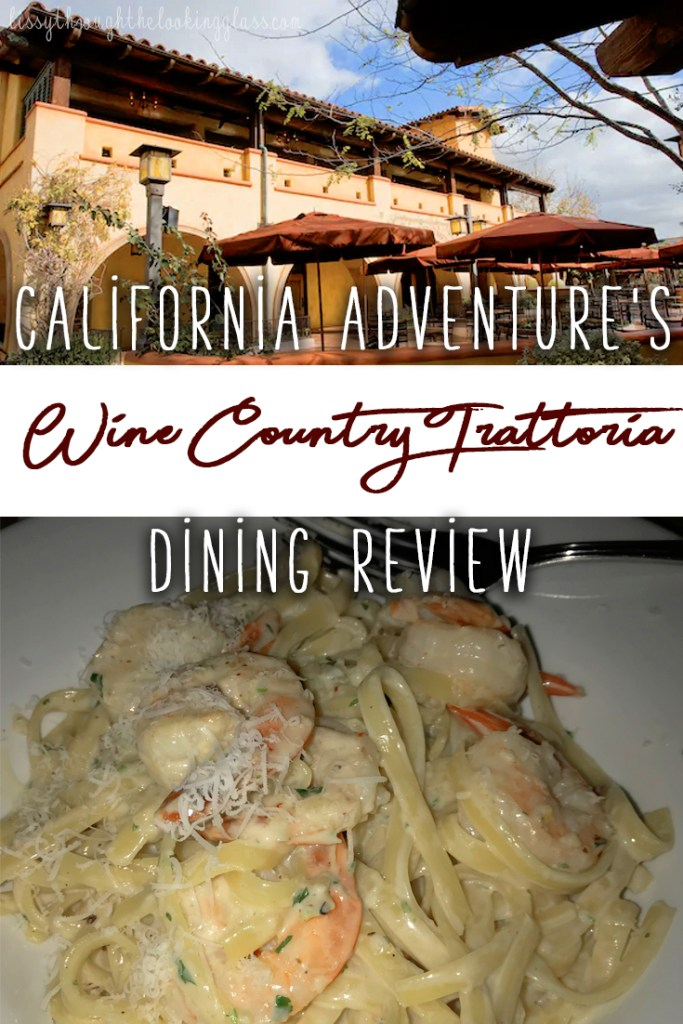 wine country trattoria review