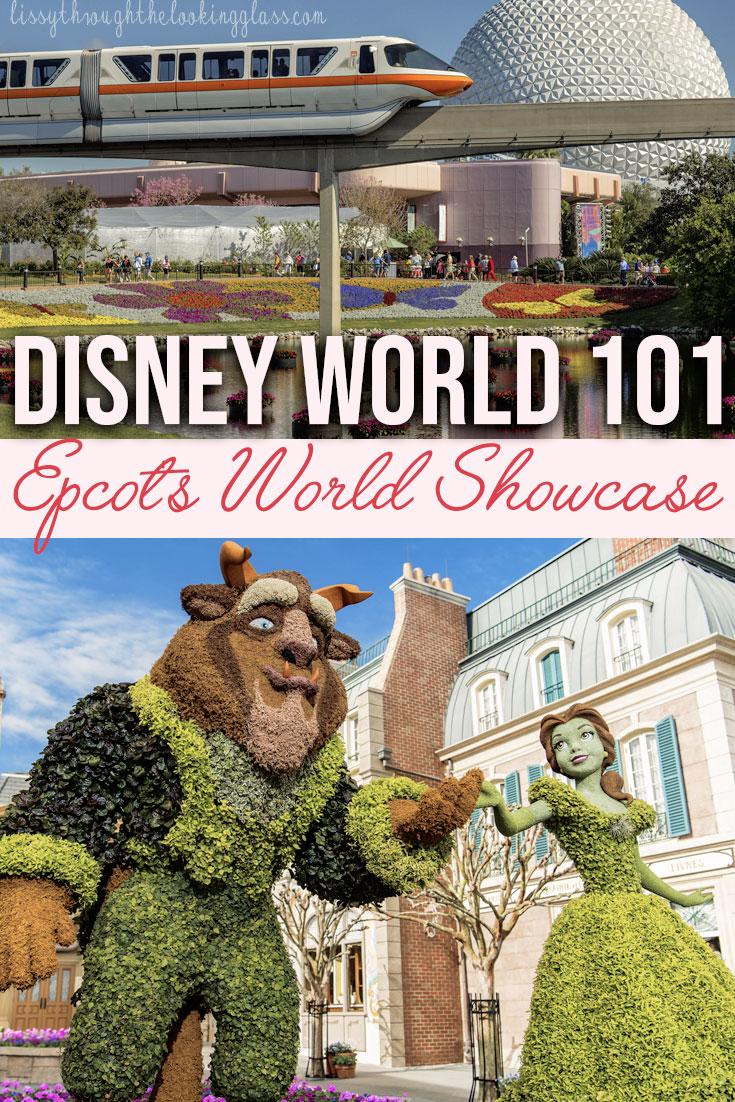 epcot world showcase countries