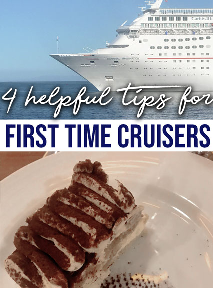 4 Tips for First Time Cruisers