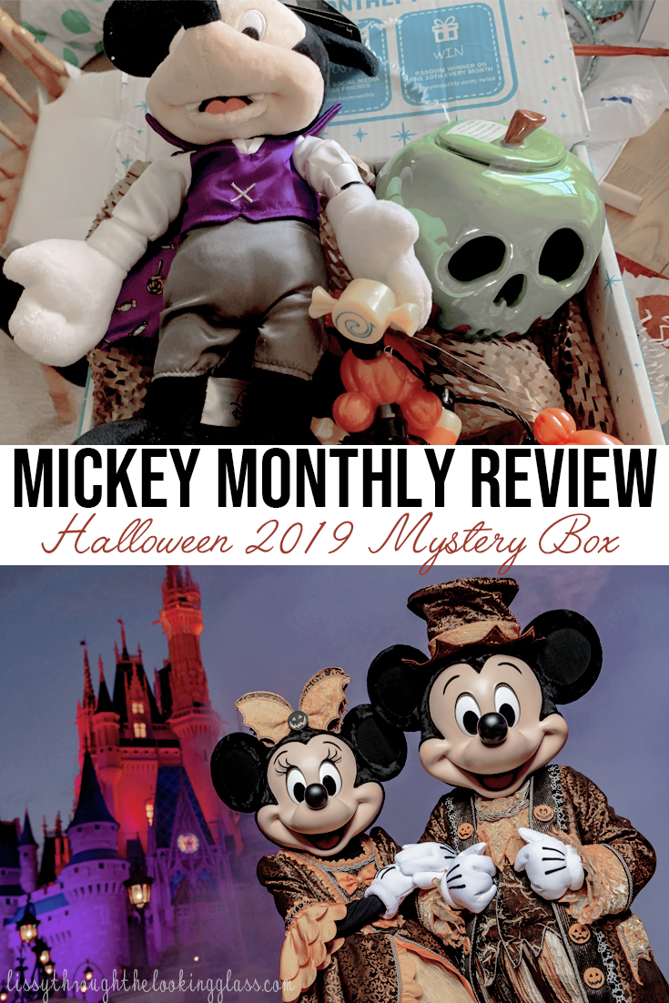 Mickey Monthly Halloween