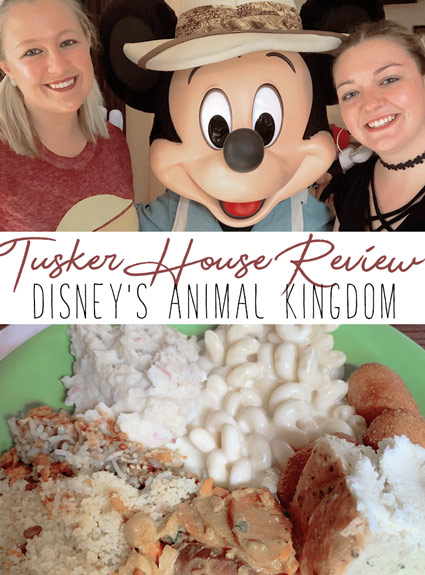 Tusker House Review – Disney's Animal Kingdom