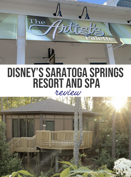 Saratoga Springs Resort Review