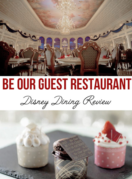 Be Our Guest Restaurant Review
