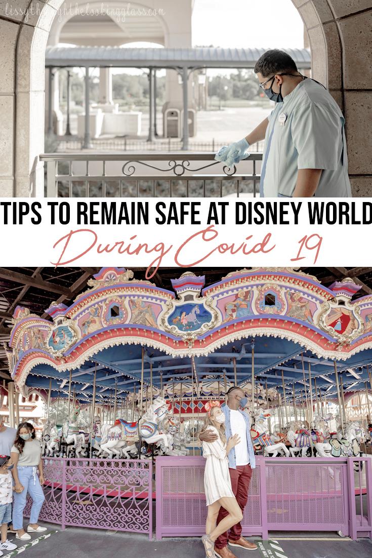 Walt Disney World during COVID-19