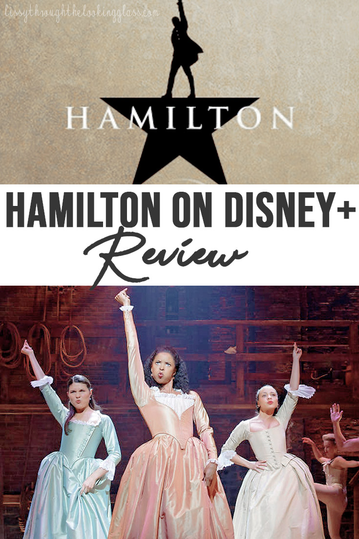 Hamilton Disney+ Review