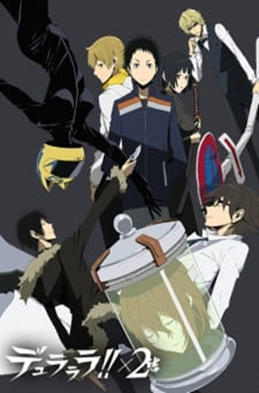 Durarara!!x2 Ketsu Online - Animes Online HD - Assistir Animes Grátis - Assistir Animes