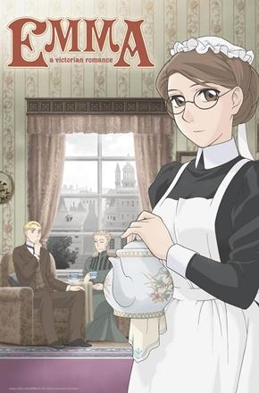 Emma: A Victorian Romance Online - Animes Online HD - Assistir Animes Grátis - Assistir Animes