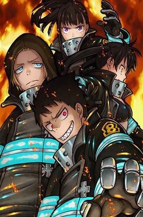 Enen No Shouboutai Online - Animes Online HD - Assistir Animes Grátis - Assistir Animes