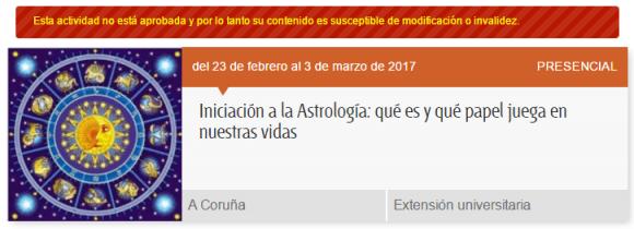 Iniciación a la Astrología UNED 2