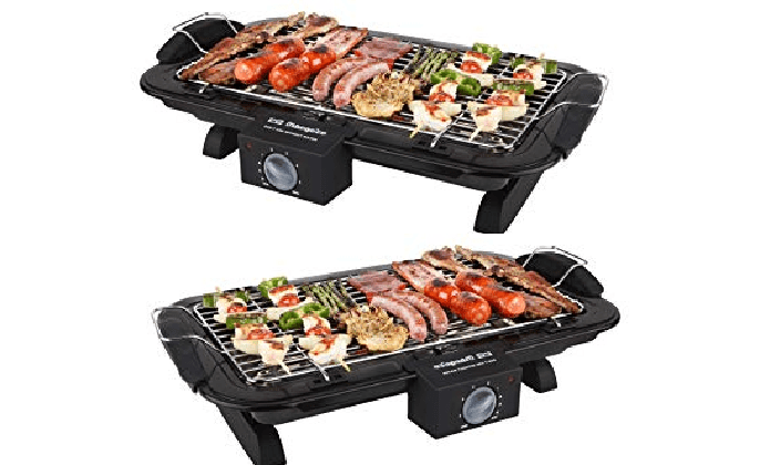 Quel barbecue électrique acheter – Avis, tarifs 2021