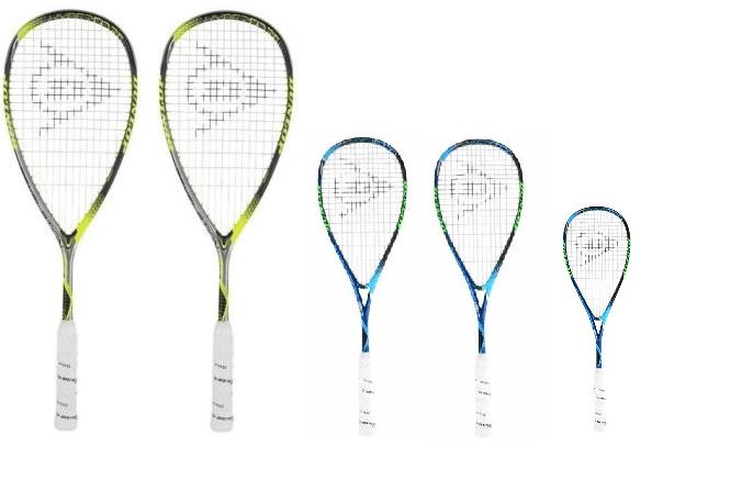 les meilleures raquettes de squash