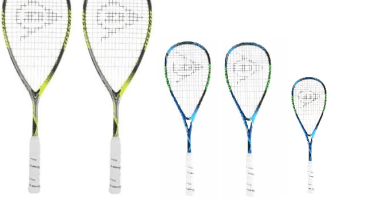 las mejores raquetas de squash