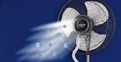 el mejor ventilador con nebulizador
