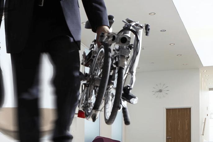 Qu'est-ce qu'un vélo pliable ?
