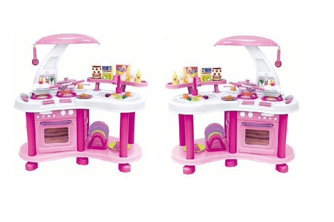 comprar la mejor cocina de juguete