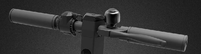 Manillar del patinete Megawheels S5