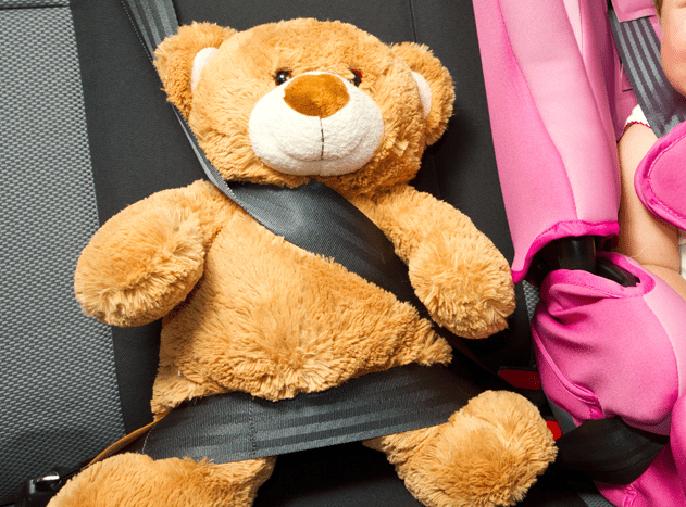 juguetes para viajar en coche con niños