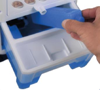 Deposito refrigerante del climatizador portátil Newteck Fresh Essence