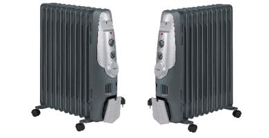 Análisis del radiador de aceite AEG RA 5522