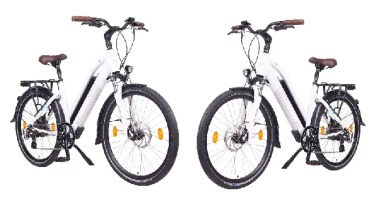Valoración bicicleta eléctrica NCM Milano