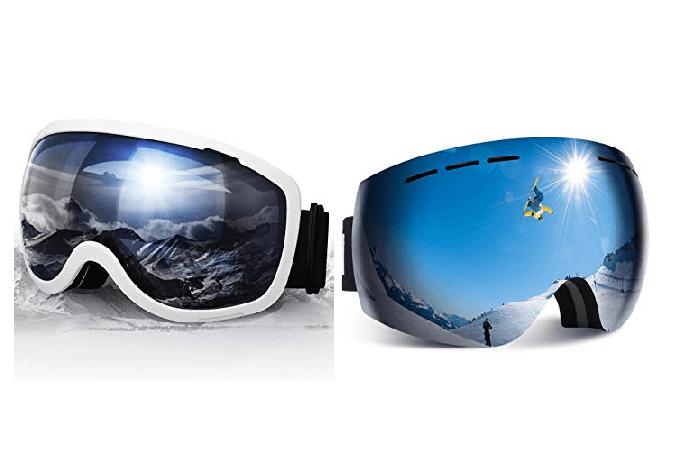 Guide d'achat de lunettes de ski  – Avis, tarifs 2020