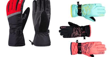 Comprar los mejores guantes de esqui