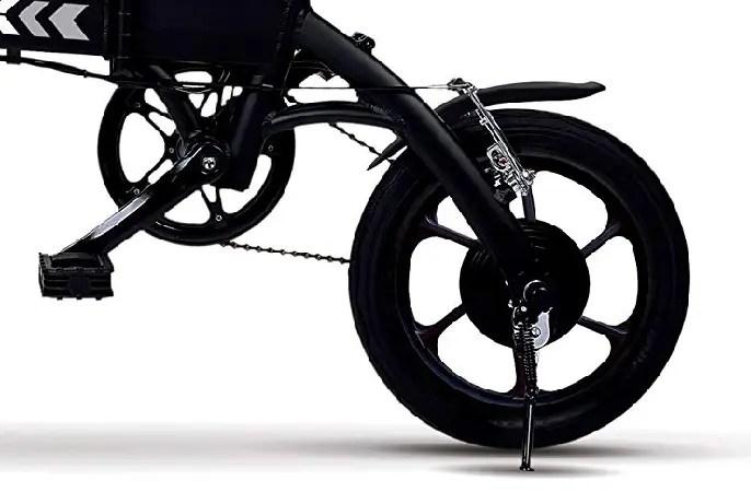 ruedas de la Nilox X2 plus