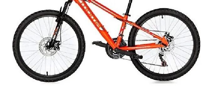Ruedas de la bicicleta Moma Bikes GTT20