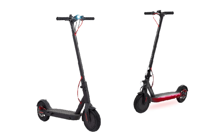 diseño del patinete eléctrico Ecogyro GScooter S9