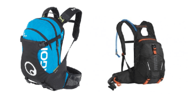 Las mejores mochilas de hidratación