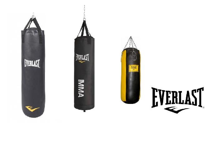 Les meilleurs punching-balls de l'Everlast – Avis, tarifs 2021