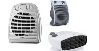 el mejor calefactor aire caliente