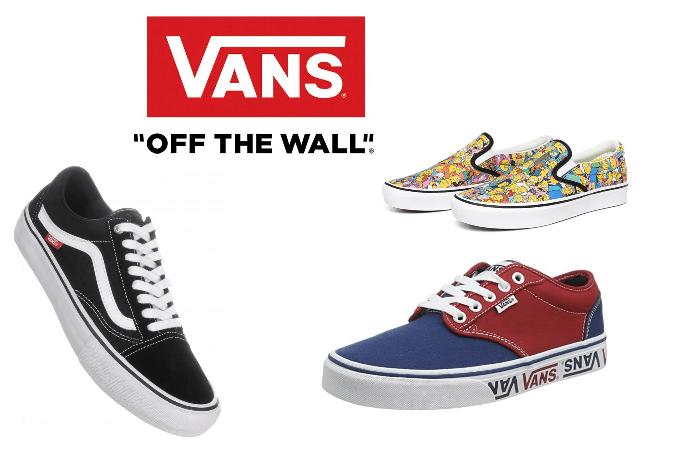 comprar zapatillas Vans