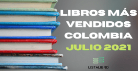libros mas vendidos colombia 2021