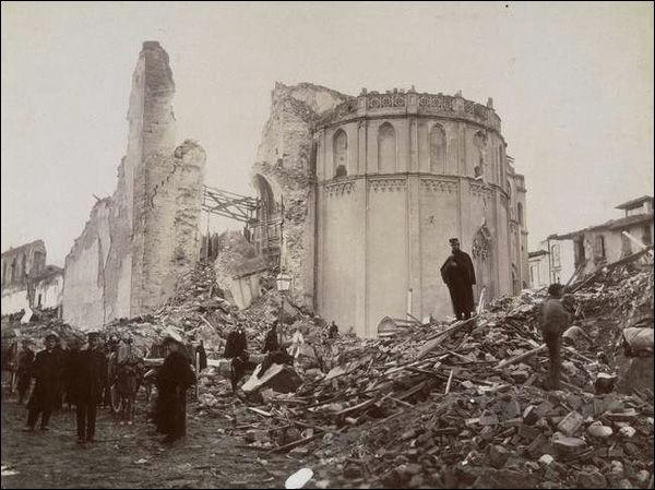 1908 Messina earthquake
