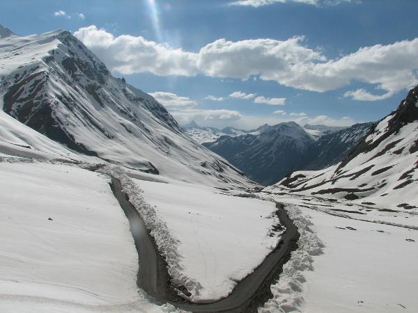 Leh-Manali Highway Himalayas