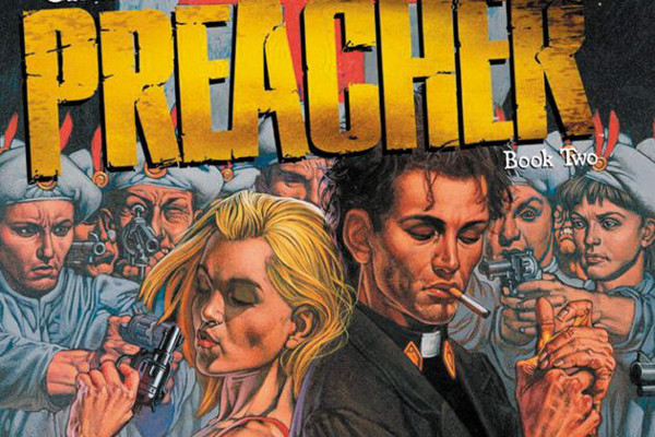 Preacher- War in the Sun