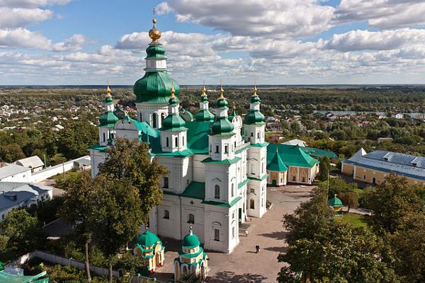 Trinity Monastery (Chernihiv) Ukraine