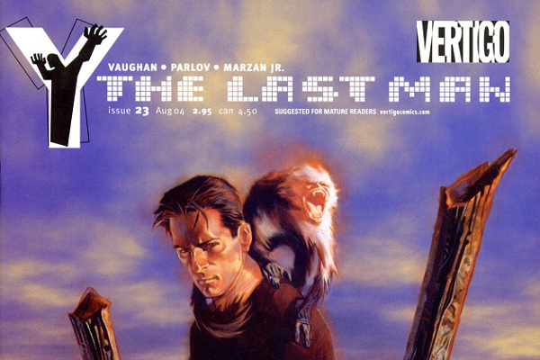 Y The Last Man Comics